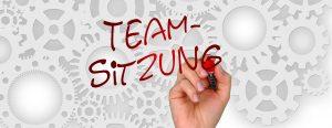 Teammeeting Meeting Hettl Consult Matthias Hett