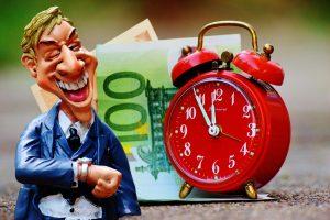 Zeit ist Geld Meeting Wirksamkeit Hettl Consult Matthias Hettl