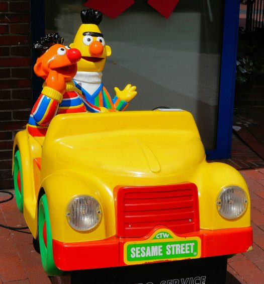 Ernie oder Bert als Führungskraft Hettl
