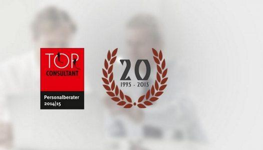 Auszeichnung TOP Consultants