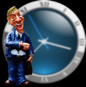 Zeit ist Geld Hettl Consult Matthias Hettl Meeting