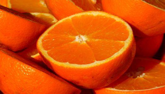Die Geschichte mit den Orangen