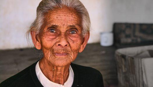 Die Botschaft einer Großmutter an Ihren Enkel