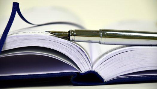 Führen Sie ein Dankbarkeits-Tagebuch